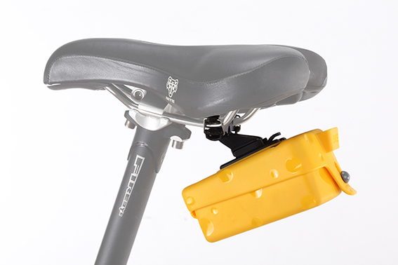 Cheese Wedge Seat Case