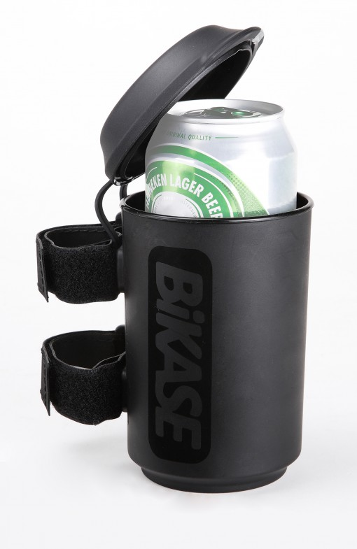 1016 - Koozie Black- can