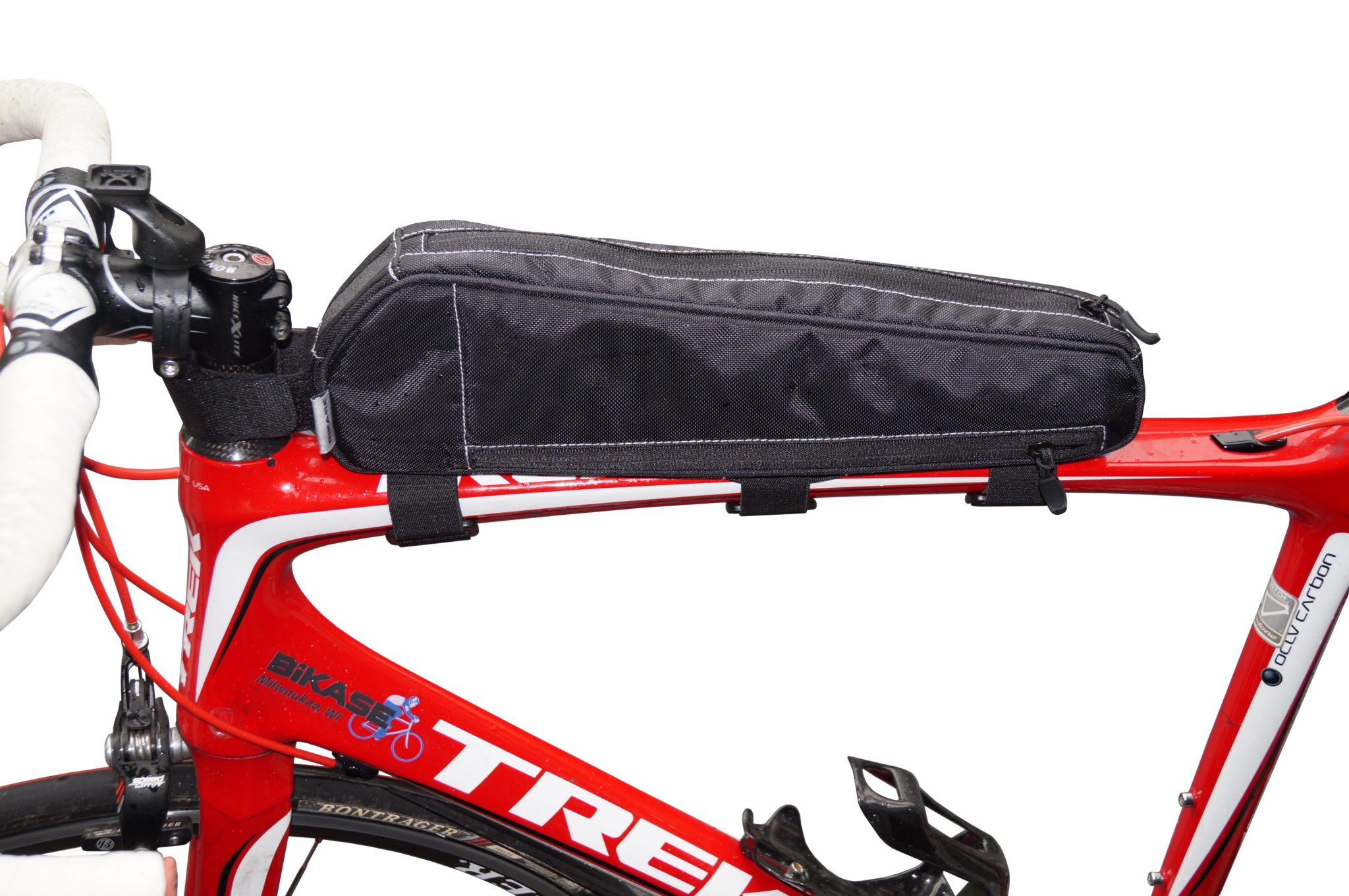 Long John Frame Bag | Bike Frame Bag | BiKASE Accessories