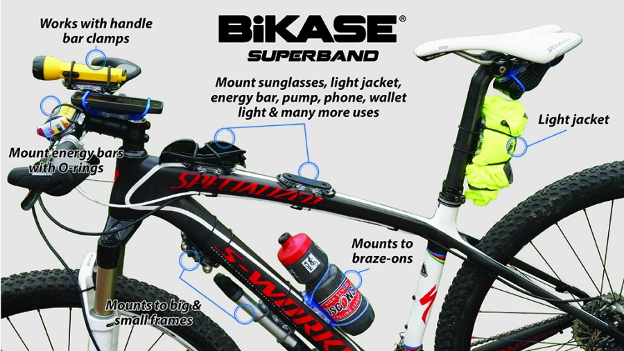 Superband Strap A Phone To Your Bike Bikase Accessories