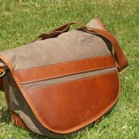 Boutique Messenger Bag in  Grass