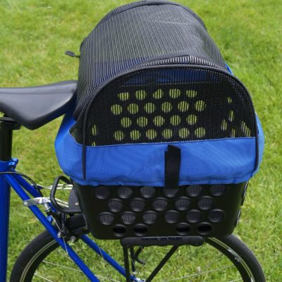 Pet Cover for DairyMan Rear Basket