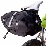 Packer seat bag back