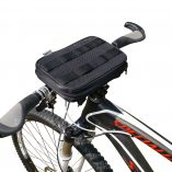 Utility pack mounted to top of handle bars