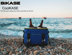 coolkase at the beach