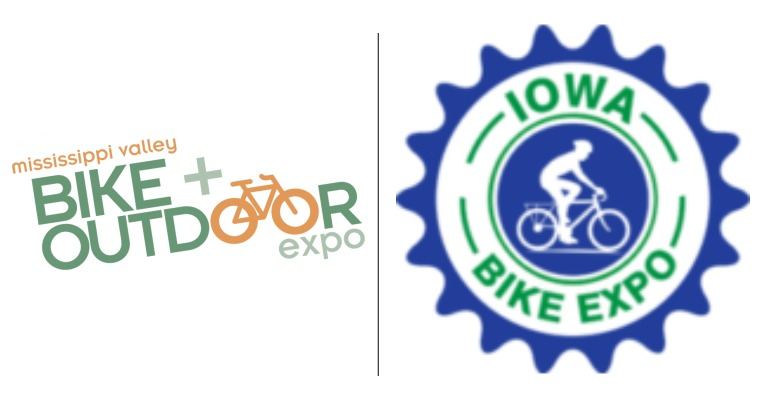 BiKASE at local Midwest bike Expo's in January!