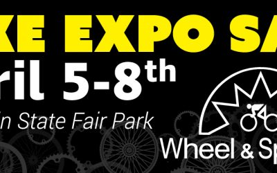 BiKASE at the Wheel & Sprocket Expo April 5-8th in Milwaukee, WI